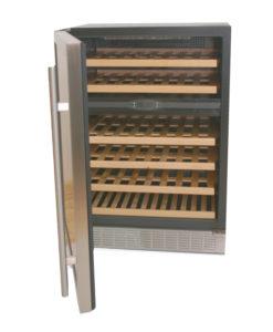 Standard Line wijnbewaarkast duo model 45