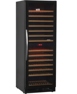 Standard Line wijnbewaarkast frameless deur mono model 184